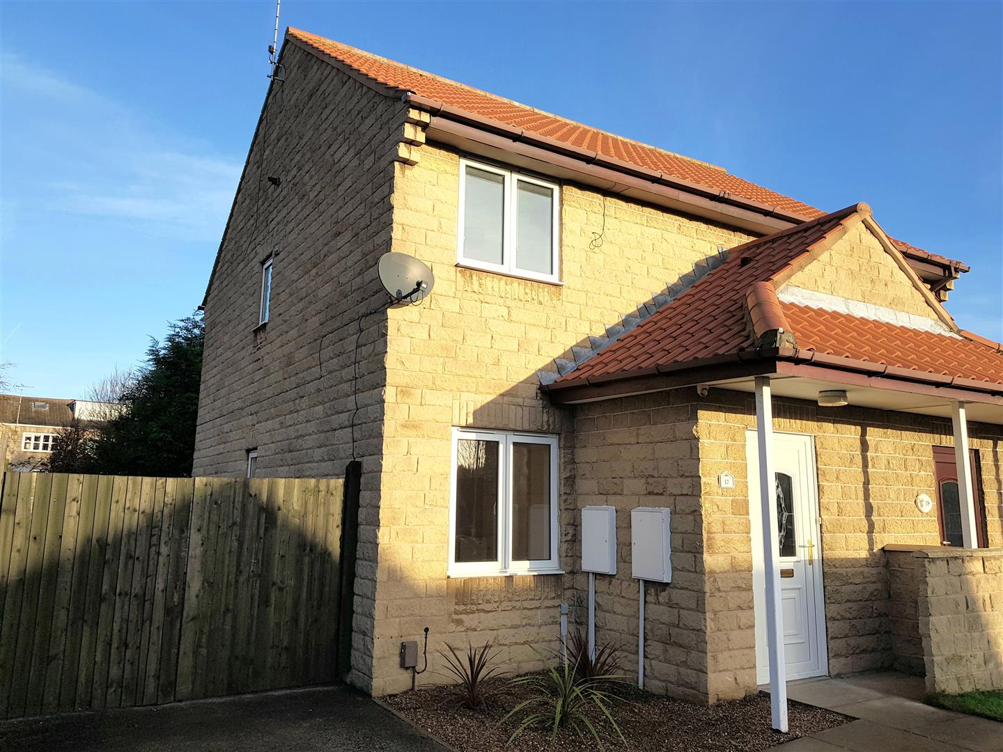 2 Bedrooms Semi Detached House for sale in Portland Court Mews, Mansfield Woodhouse, Mansfield